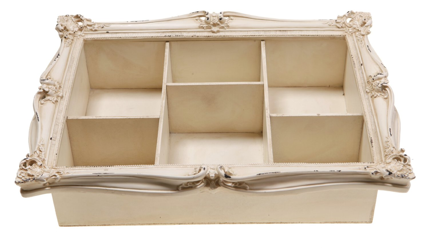 Cream Romantic Shabby Chic Wall Shelving By Sass Amp Belle